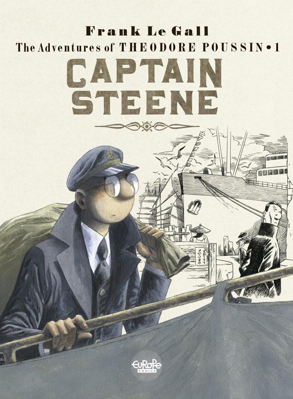 Theodore Poussin 01 - Captain Steene (2018)