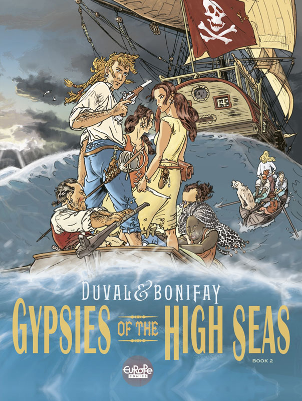 Gypsies of the High Seas #1-2 (2019)