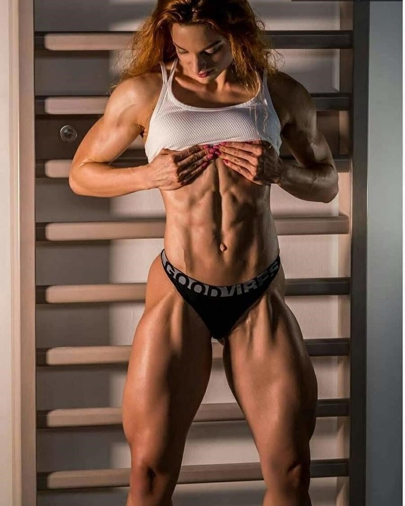 Muscle female bdsm-8490