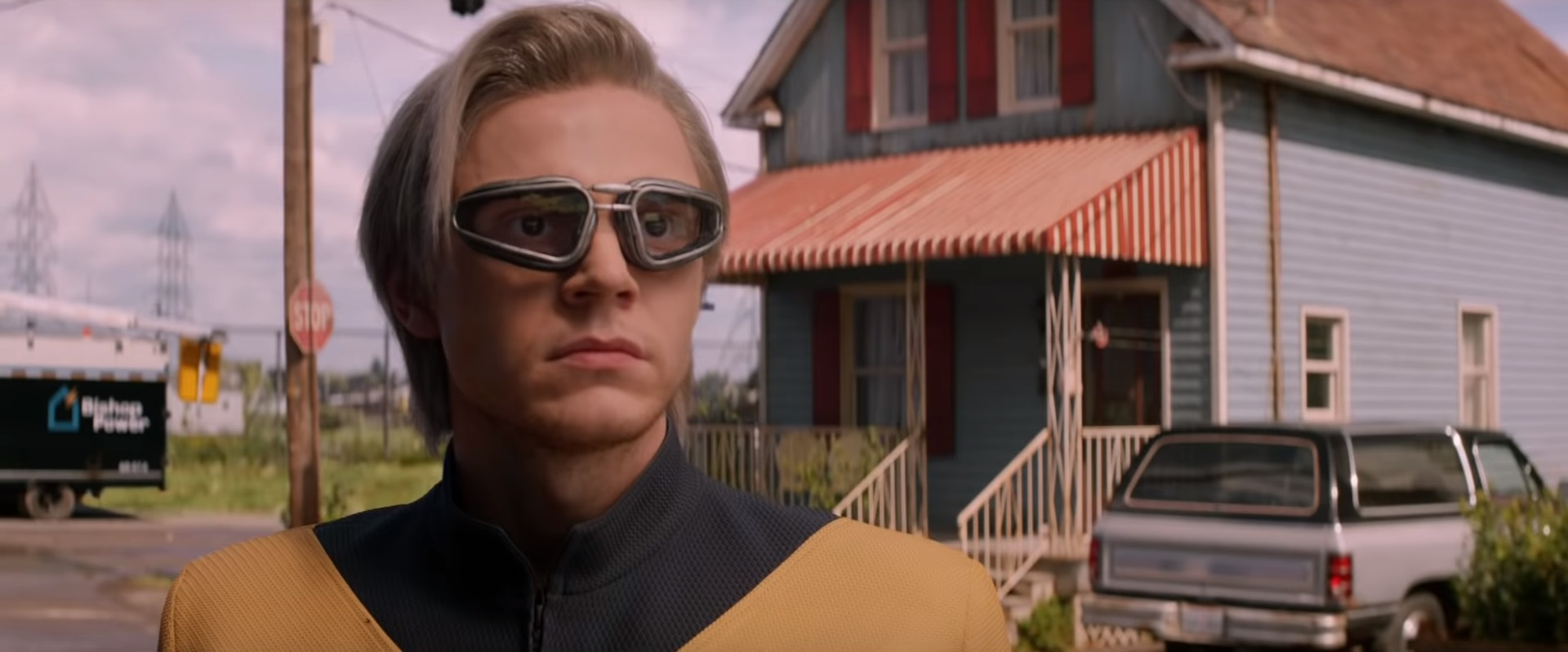 Quicksilver - Dark Phoenix