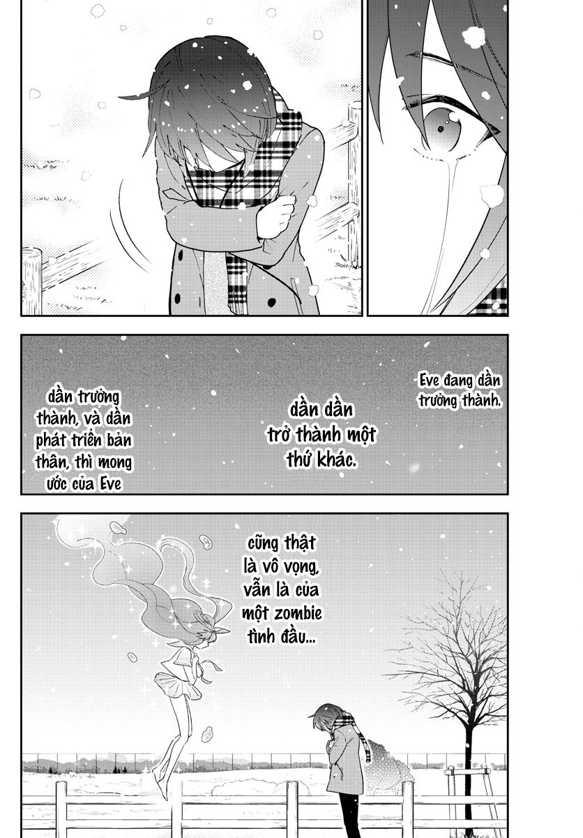 Hatsukoi Zombie Chapter 128 - Trang 6