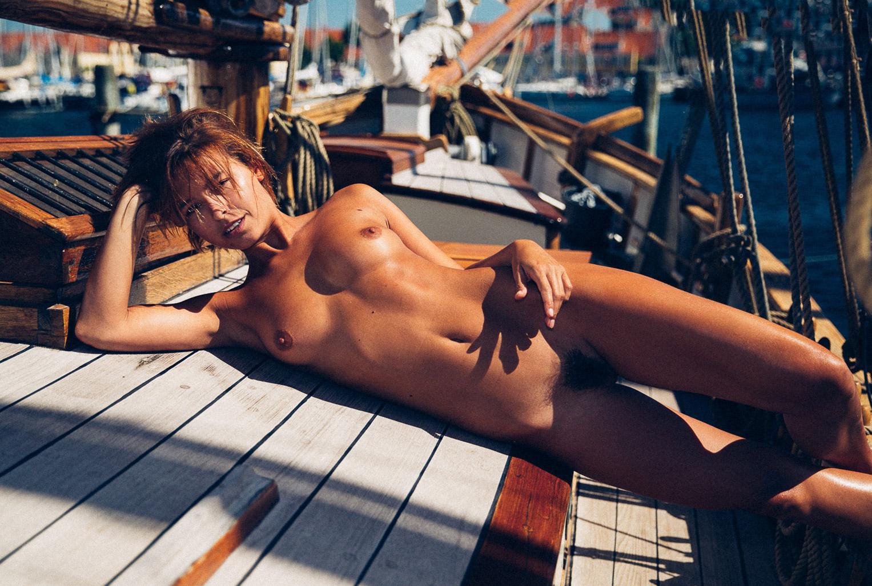 Marisa Papen nude by Thomas Agatz