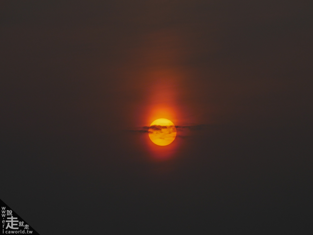 十鼓 夕陽