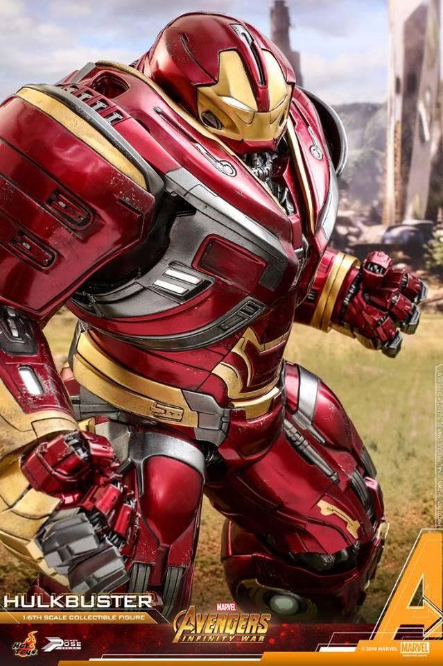 Avengers Infinity War - HulkBuster Mark 2 1/6 (Hot Toys) ITkNaD7E_o