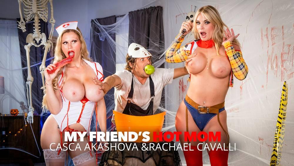 Casca Akashova, Rachael Cavalli, Tyler Nixon – My Friend's Hot Mom – Naughty America