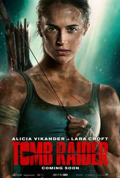 Tomb Raider 2018 Latino 720p MEGA