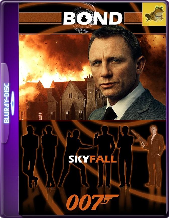 007: Skyfall (2012) Brrip 1080p (60 FPS) Latino / Inglés