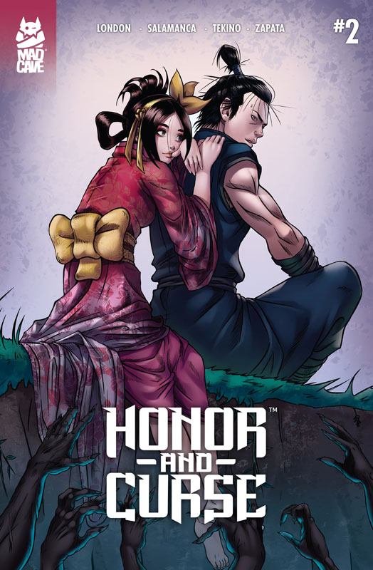 Honor and Curse #1-6 (2019) Complete