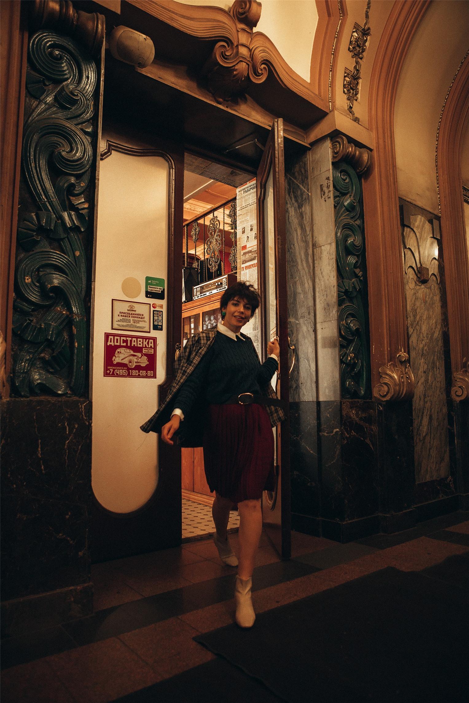 СССР 80-х годов / Хильда Кармен, фотограф Екатерина Гажура