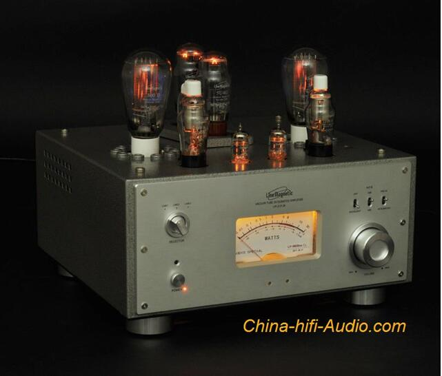 China-hifi-Audio Delivers High-Precision and Beautifully Designed Line Magnetic Audiophile Tube Amplifiers To Meet People Demand For High-Quality Sound