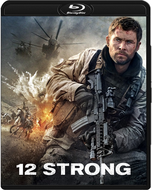 Dwunastu odważnych / 12 Strong (2018) MULTi.720p.BluRay.x264.DTS.AC3-DENDA / LEKTOR i NAPISY PL + m720p