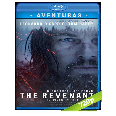Revenant El Renacido 720p Lat-Cast-Ing[Aventuras](2015)