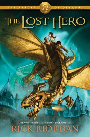 Rick Riordan - [Heroes of Olympus 01]-The Lost Hero