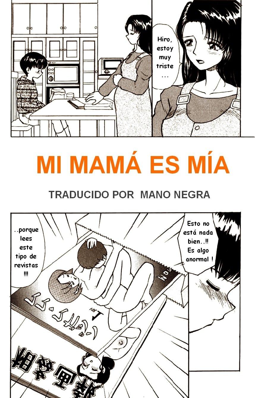 Mi mama es mi mama - 0