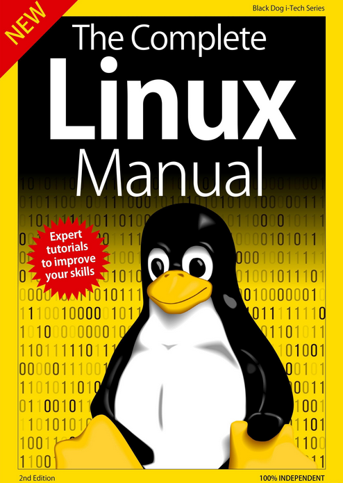 The Complete Linux Manual – 01 May 2019