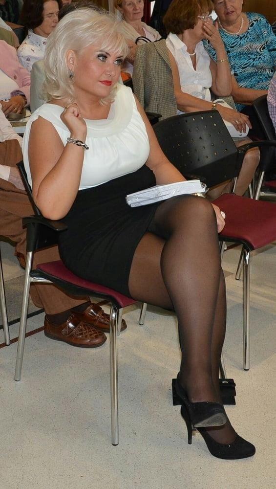 Amateur granny stockings pics-1460