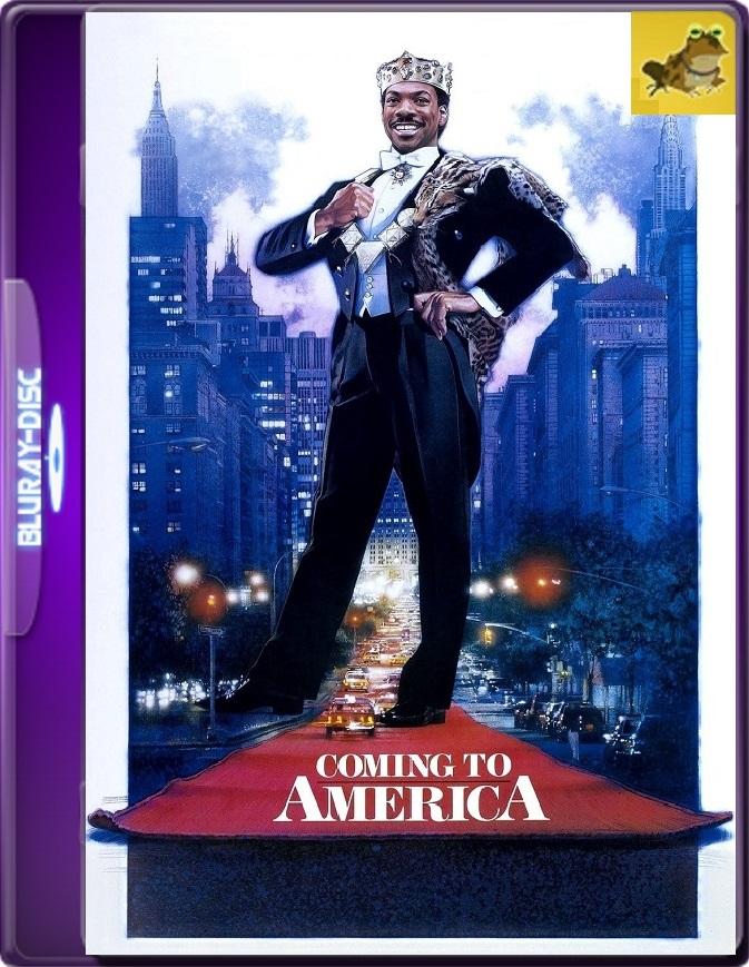 Un Príncipe En Nueva York (1988) Brrip 1080p (60 FPS) Latino / Inglés
