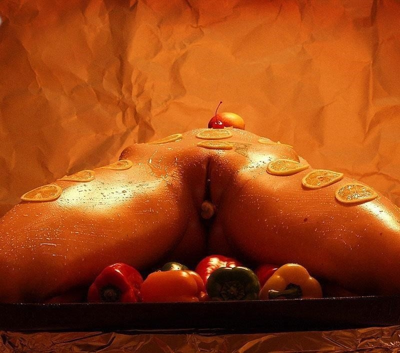 Dinner party orgy-3573