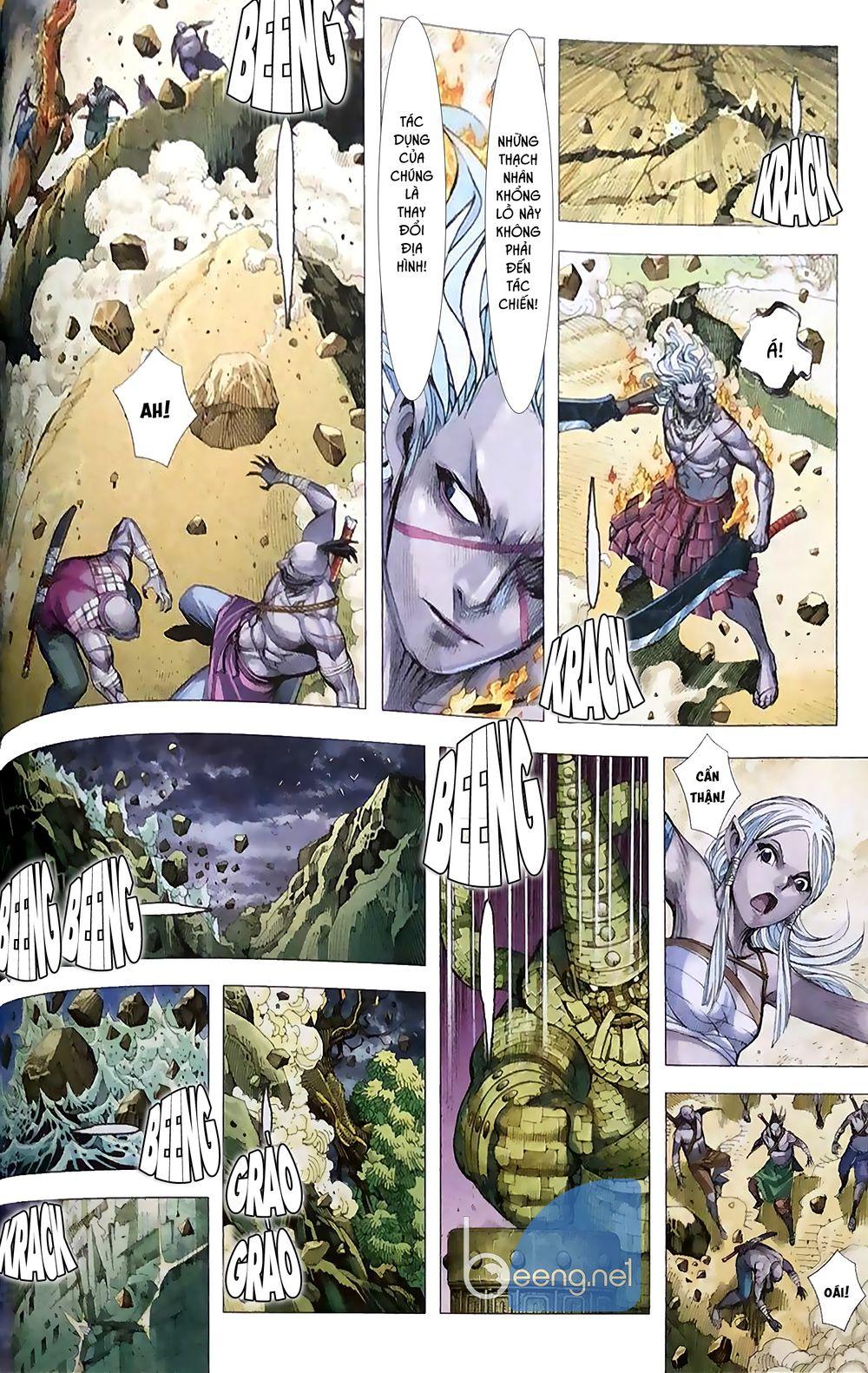 A Tu La - Tây Du Ngoại Truyện Chapter 11 - Trang 4