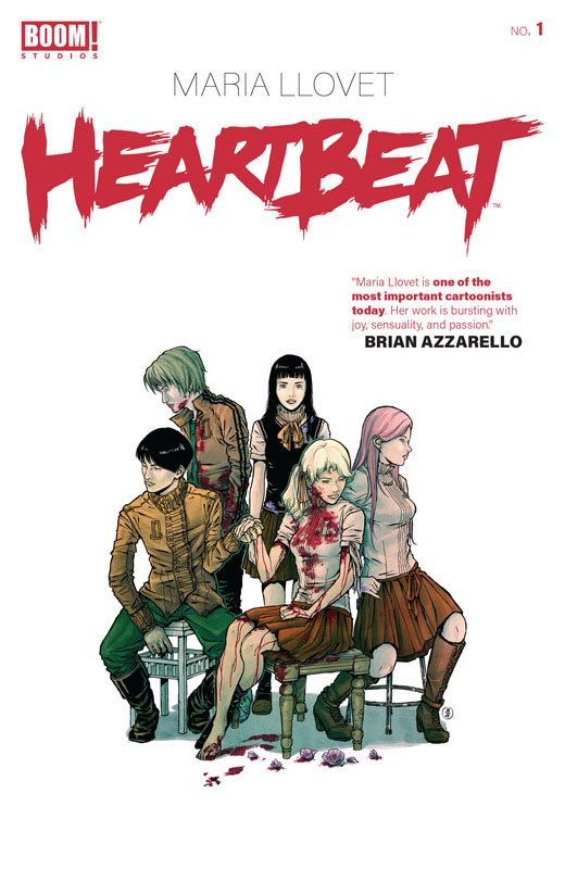 Heartbeat #1-5 (2019-2020) Complete