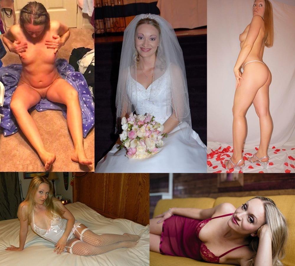 Wedding dress bukkake-8337