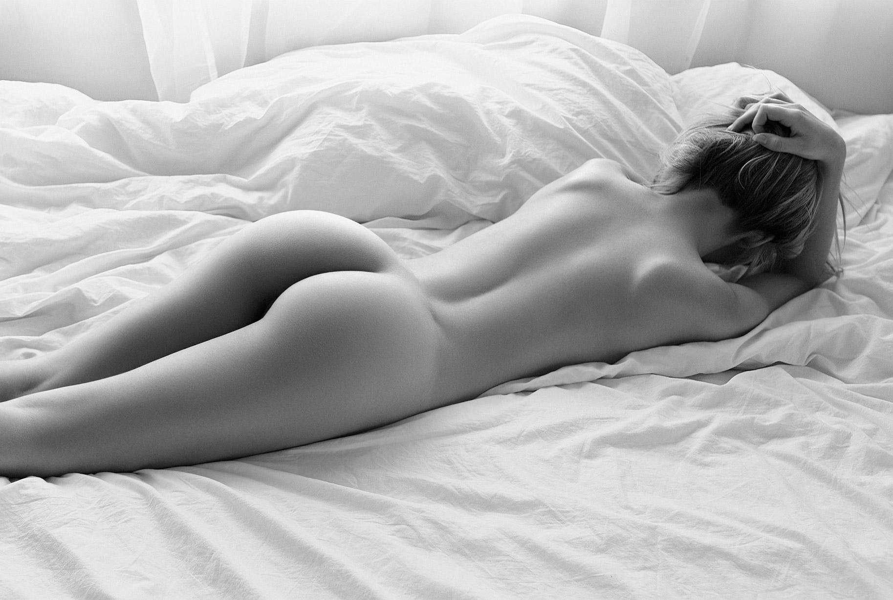 сексуальные голые девушки на снимках фотографа Бенджамина Вингрифа / фото 26