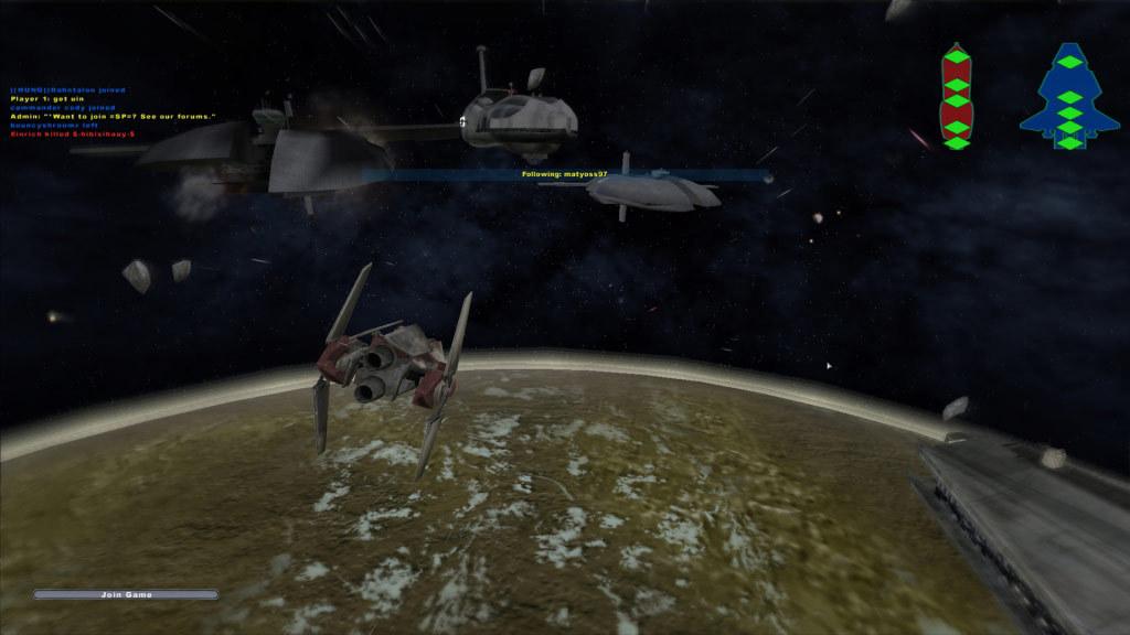 Star Wars: Battlefront II Captura 1