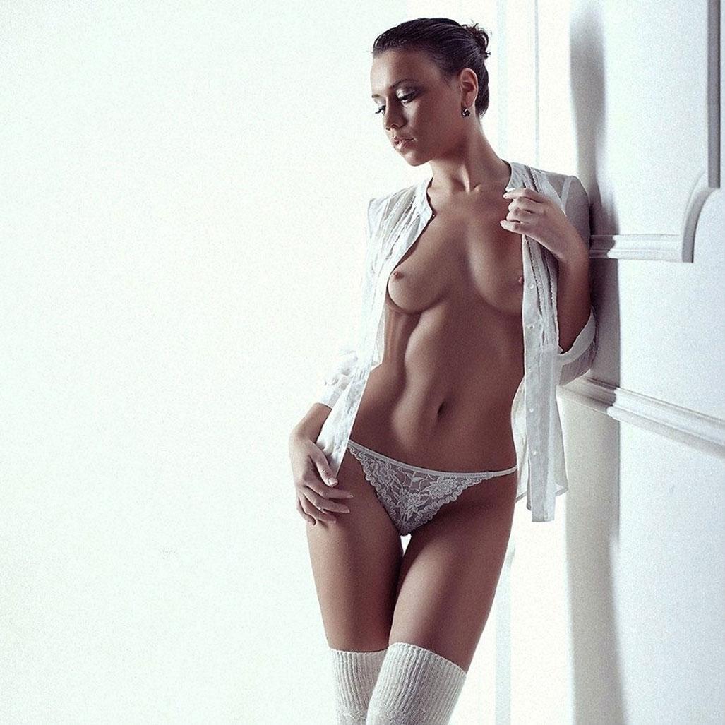 подборка фотографий сексуальных голых девушек - Дарья Мигунова / Daria Migunova