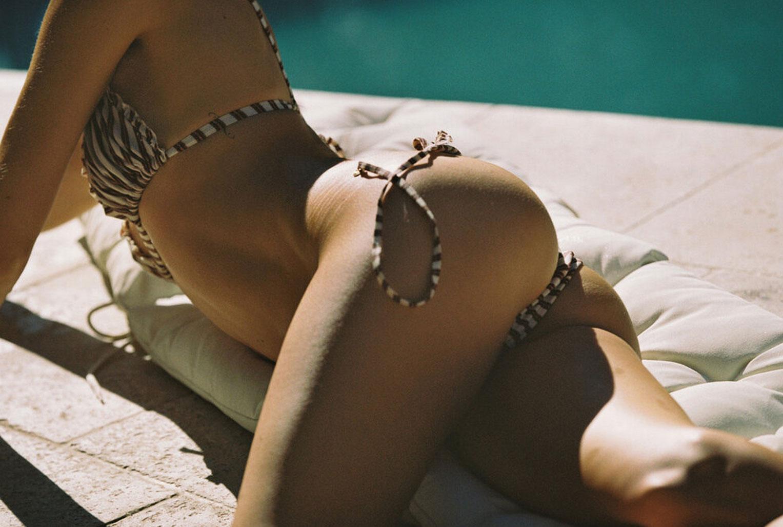 Софья Рейнал в купальниках и нижнем белье Love Stories Intimates, лето 2020 / фото 26