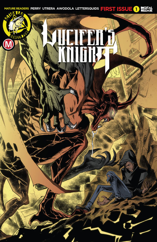 Lucifer's Knight #1-2 (2020)