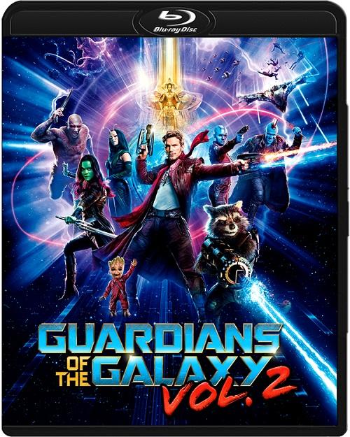 Strażnicy Galaktyki vol. 2 / Guardians of the Galaxy Vol. 2 (2017) V2.MULTi.720p.BluRay.x264.DTS.AC3-DENDA / LEKTOR, DUBBING i NAPISY PL