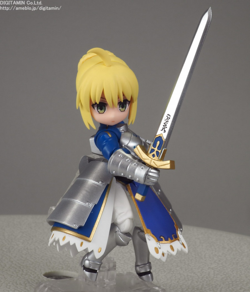 Fate Stay Night et les autres licences Fate (PVC, Nendo ...) - Page 18 DkVJi1A6_o