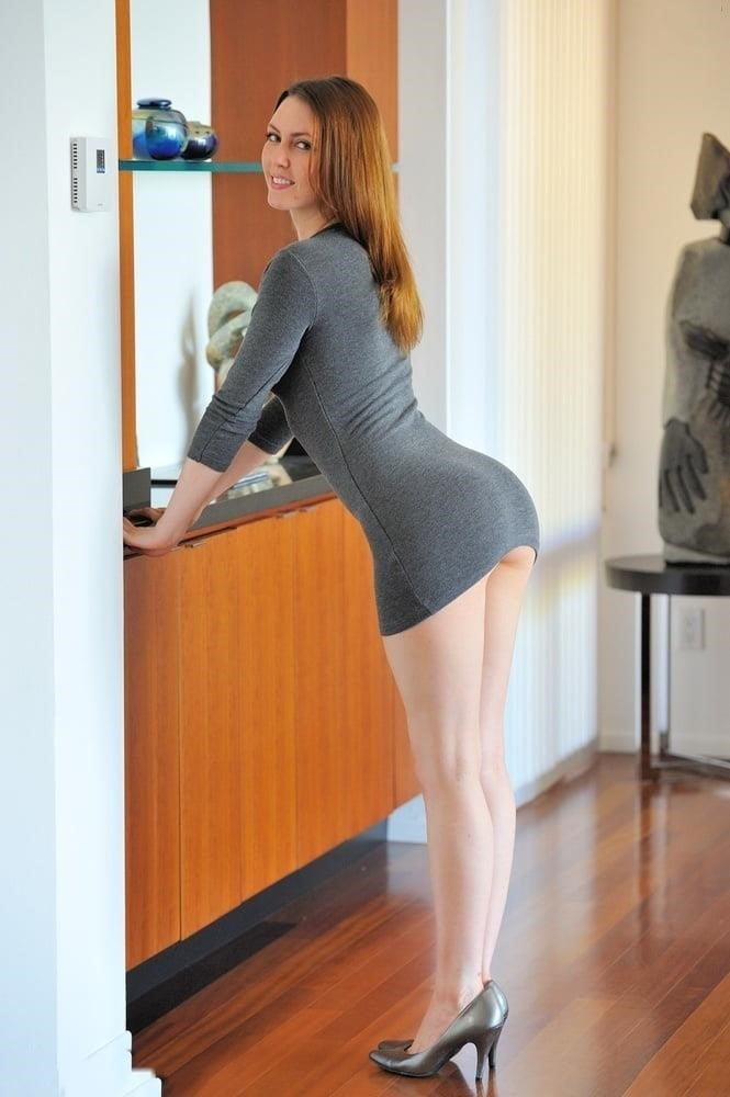 Sexy dress porn pic-4650