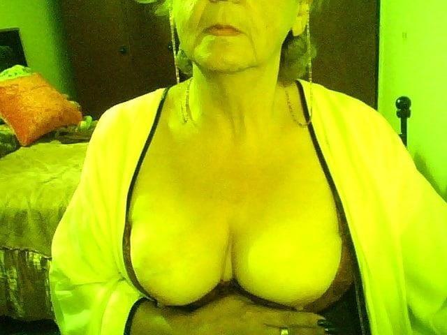 Chubby granny webcam-9990