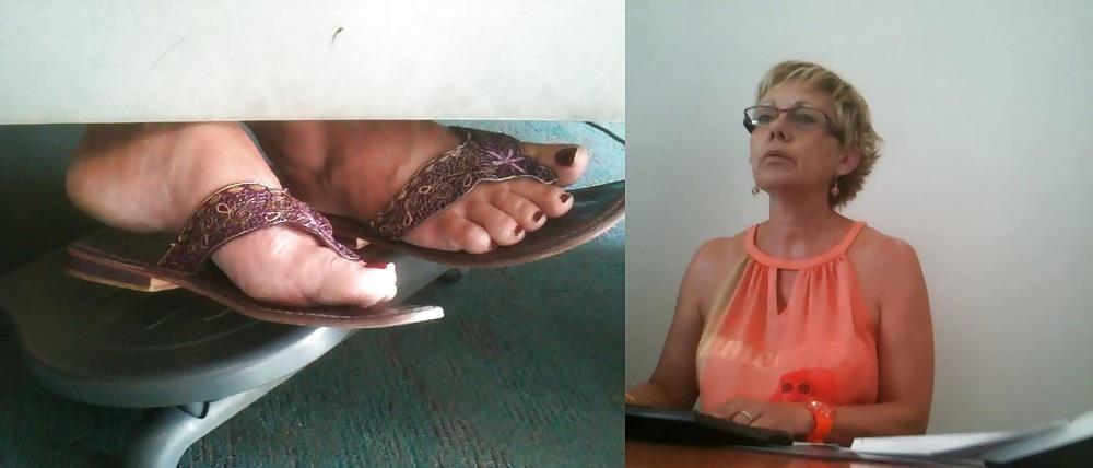 French girls feet worship-7616