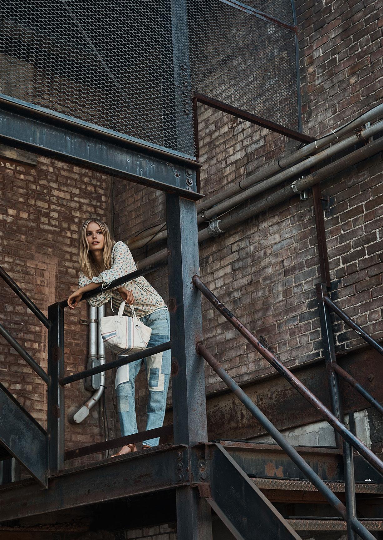 Алена Блум в Нью-Йорке / фото 09