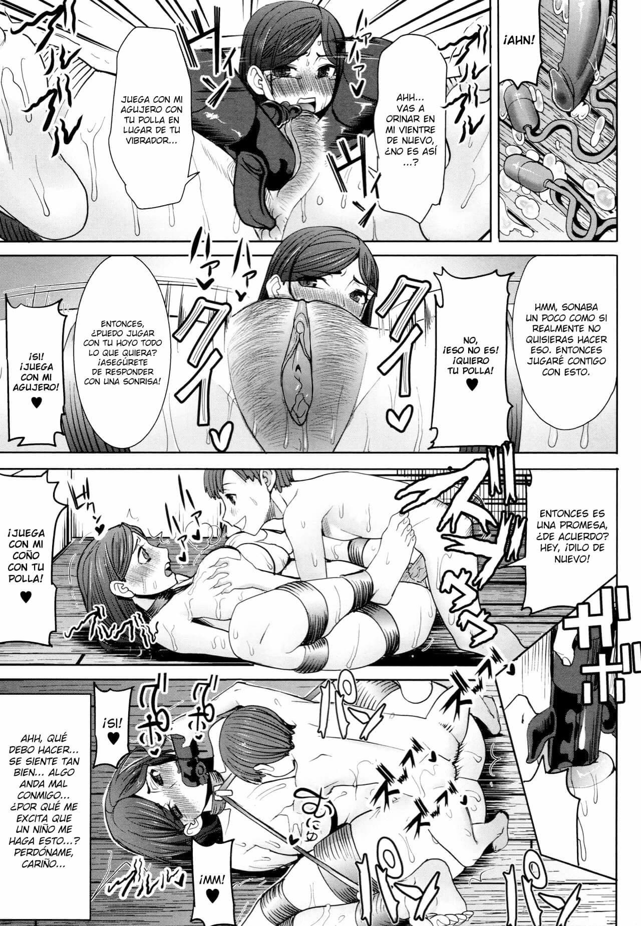 Asahina Ikka Netorareta Haha Tomoko Cap 1-3 - 40