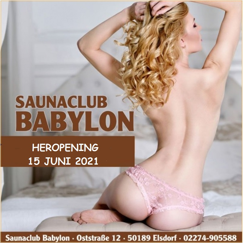 Anwesenheit saunaclub babylon Home Rheingold
