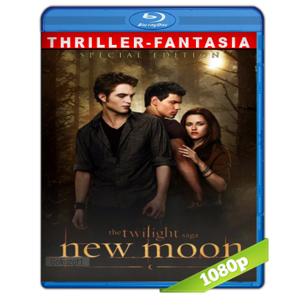 Crepusculo 2 Luna Nueva Full HD1080p Audio Trial Latino-Castellano-Ingles 5.1 2009