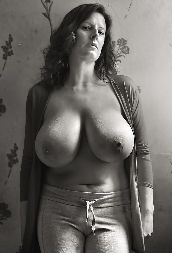 Granny big tit pics-6981
