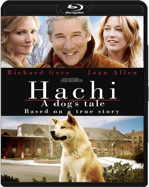 Mój przyjaciel Hachiko / Hachi: A Dog's Tale (2009) MULTi.720p.BluRay.x264.DTS.AC3-DENDA / LEKTOR i NAPISY PL
