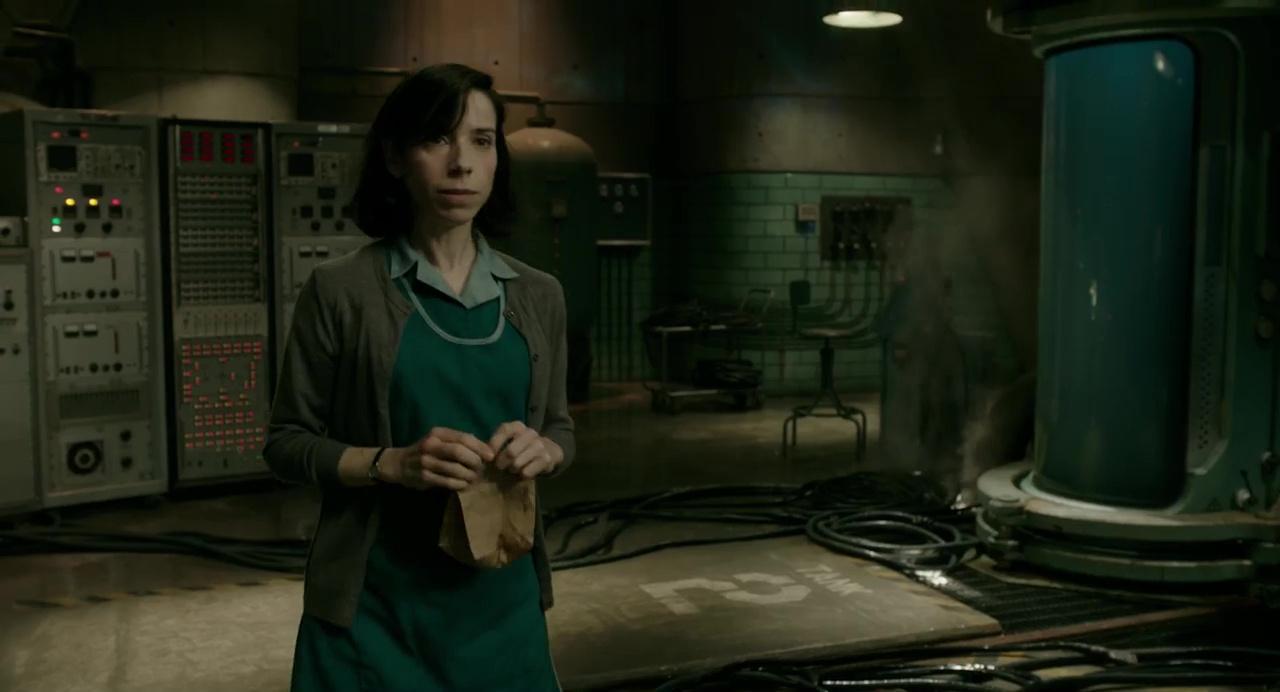 La Forma Del Agua [BDRip m720p][Trial Lat/Cast/Ing][VS][Fantastico](2017)