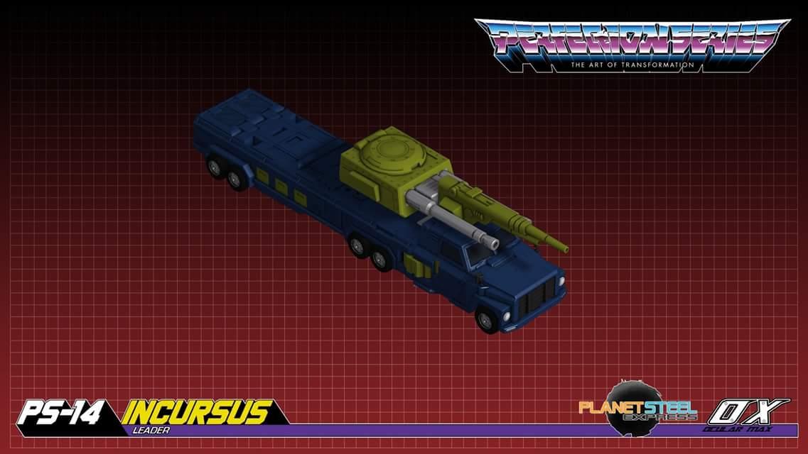 [Ocular Max] Produit Tiers - Jouet Assaultus (PS-13 à PS-17 Assaultus Malitia) - aka Bruticus E7ws3T6y_o