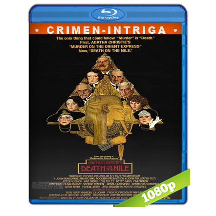 Muerte En El Nilo Full HD1080p Audio Dual Castellano-Ingles 5.1 (1978)