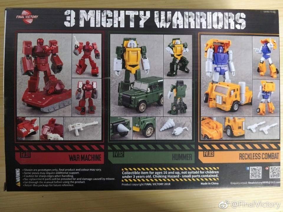 [Final Victory] Produit Tiers - Jouets Masterpiece des Minibots G1 - Brawn/Bruto, Warpath/Trajecto, Huffer/Grognon - Page 2 FK6BHXvV_o