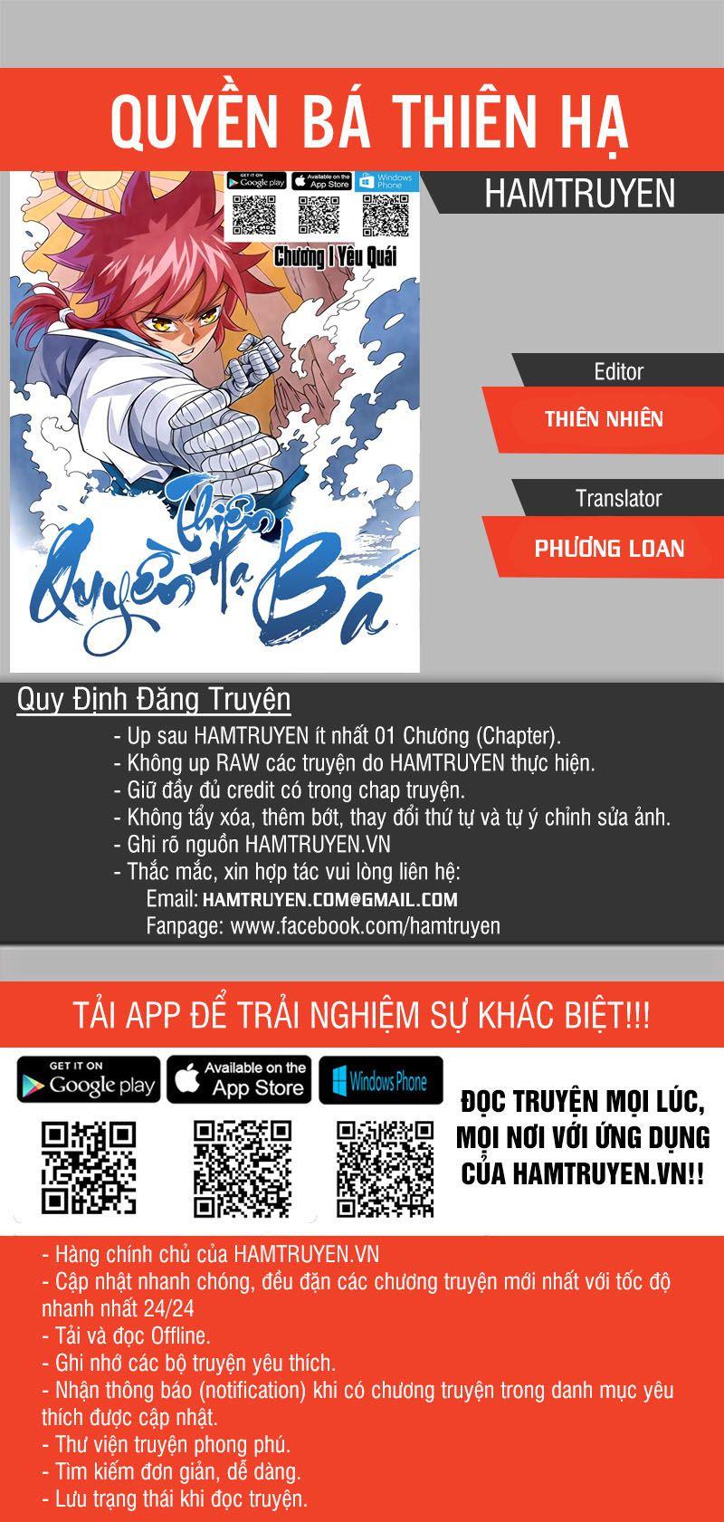 Quyền Bá Thiên Hạ Chapter 97