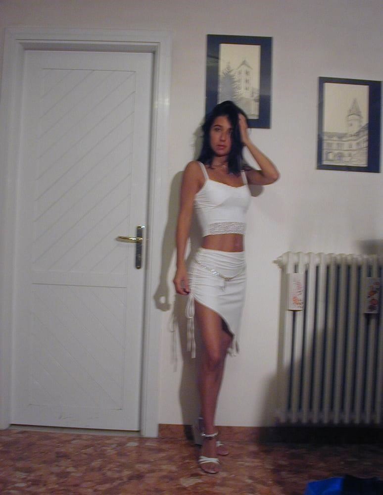 Wife naked on vacation-7957