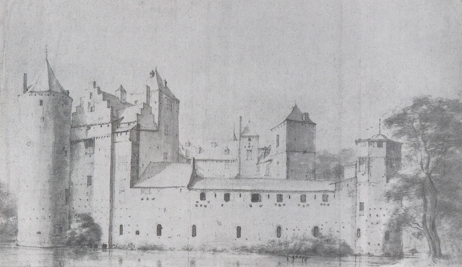 замок De Haar