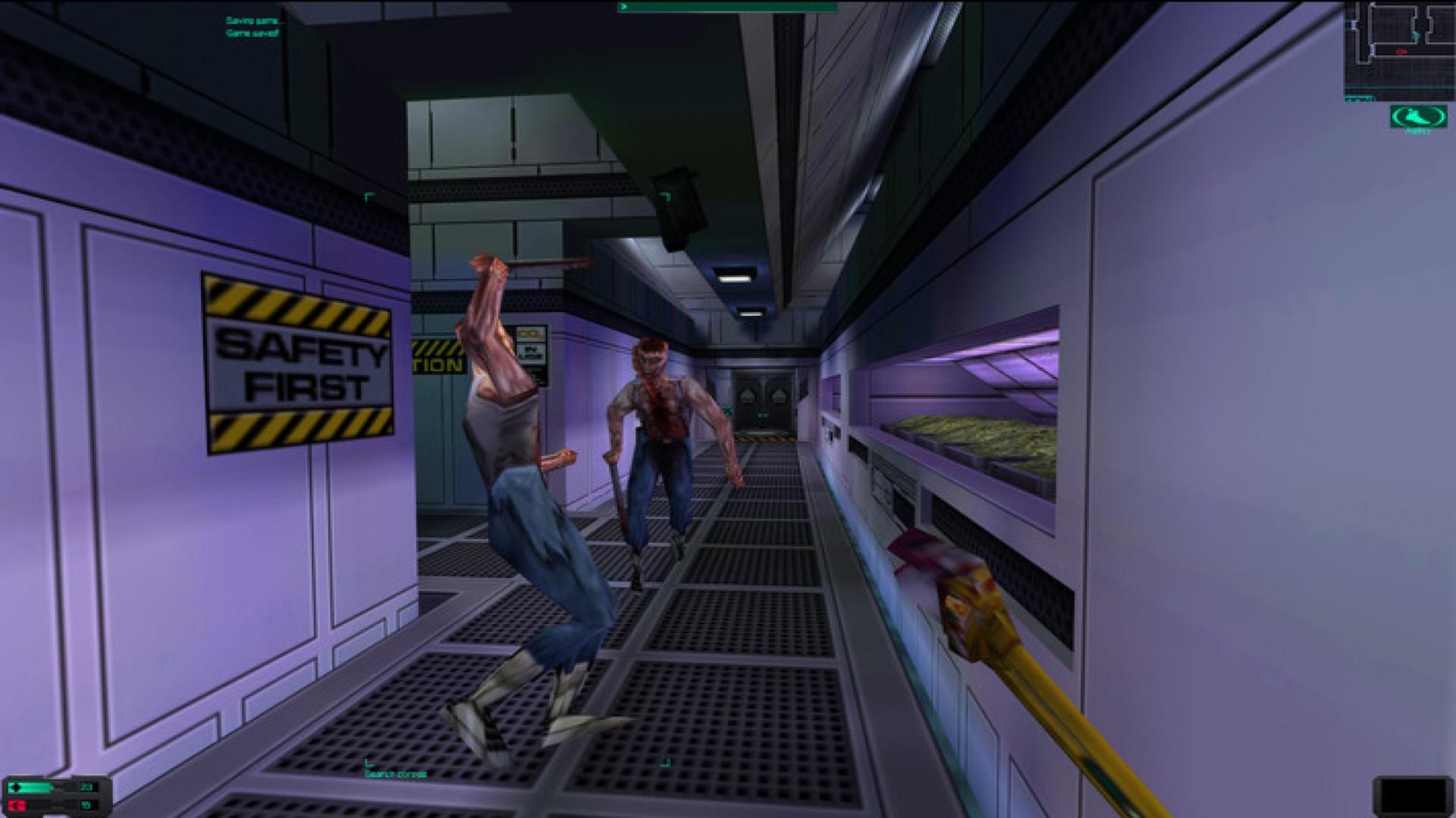 System Shock 2 Captura 1