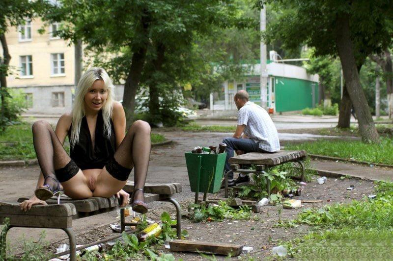 Russian blonde girl porn-1741